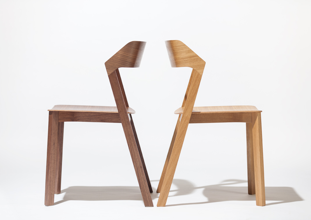 Merano Side Chair Alexander Gufler